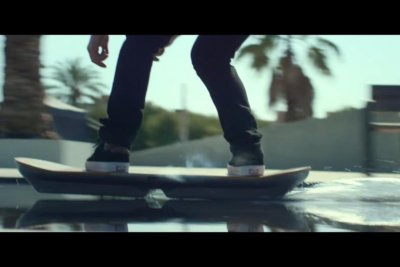 Lexus unveils Hoverboard with demonstration video