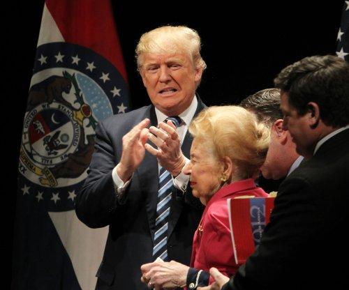 Donald Trump eulogizes conservative activist Phyllis Schlafly