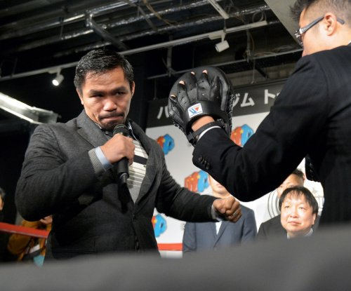 Manny Pacquiao lets fans decide next bout, despite already having one set