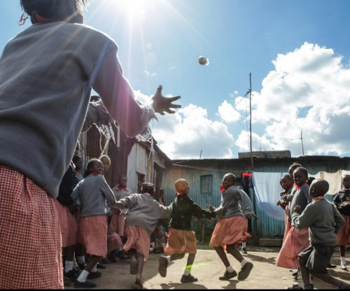 In photos and film, Kenyan girls tell story of life in the slums