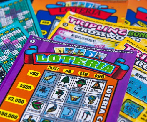 Michigan woman surprises husband with winning lottery ticket