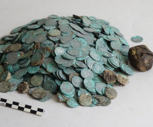 Archaeologists find buried treasure at Abbey of Cluny in France