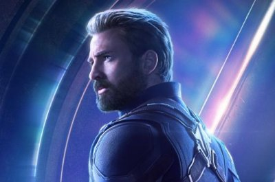 The Avengers pose heroically in new 'Infinity War' character posters