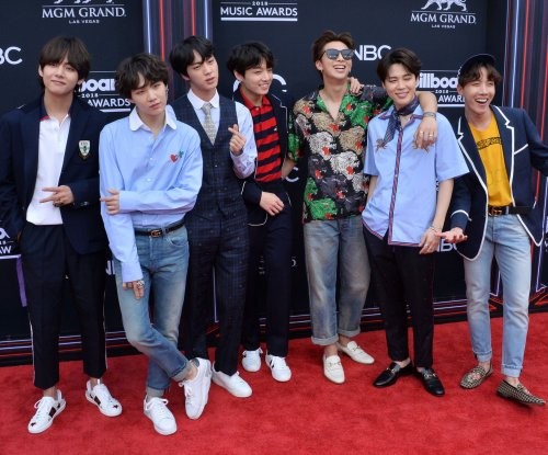 BTS earn third certified gold single with 'Fake Love'