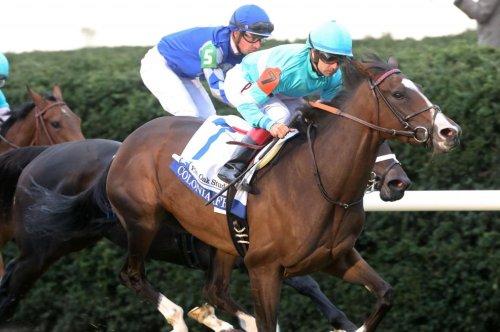 UPI Horse Racing Roundup: Roaring Lion wins Queen Elizabeth Stakes