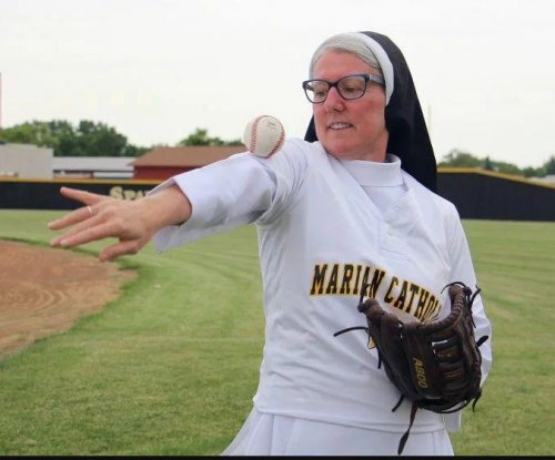 Catholic nun nominated for ESPY Award for her wicked curveball