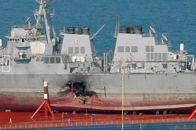 Navy to mark 20th anniversary of USS Cole attack with moment of silence