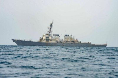 USS Stout comes home after record-breaking 215 days at sea