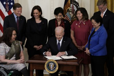 Biden signs bill aimed at stopping hate crimes against Asian Americans