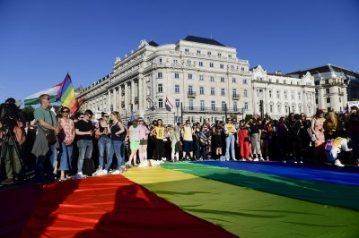 Hungary passes ban on LGBTQ+ content in schools tied to child sex abuse law