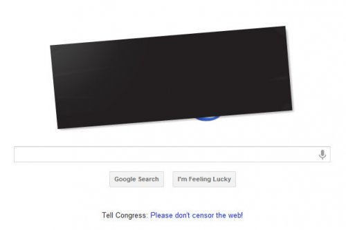 4.5M sign Google SOPA petition