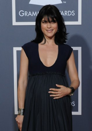 Selma Blair gives birth to a son