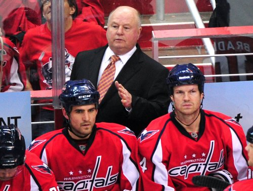 Capitals fire Boudreau, turn to Hunter