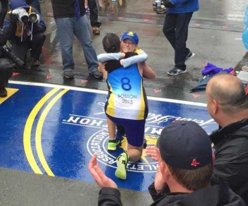 Ethiopian Lelisa Desisa wins second Boston Marathon