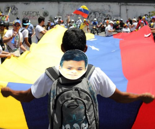 Underage deaths by Venezuelan police increased 55 percent
