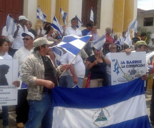 Daniel Ortega's 'dictatorial regime' repressing protests, Nicaraguan groups say