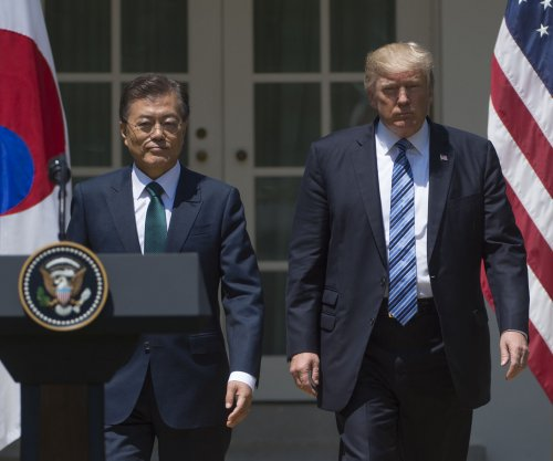 South Korean president: 'retreat' not an option on North Korea