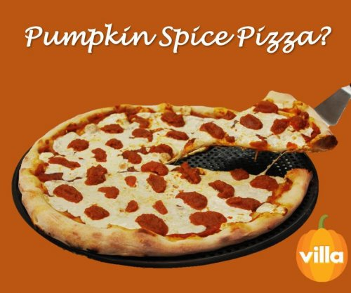 Pizza chain celebrates first day of fall with 'pumpkin spice' pizza