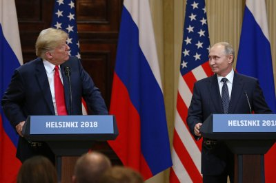 Trump: 'I look forward' to second summit with Russia's Putin