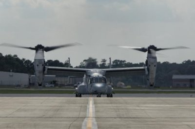 Elbit contracted for V-22 Osprey display systems