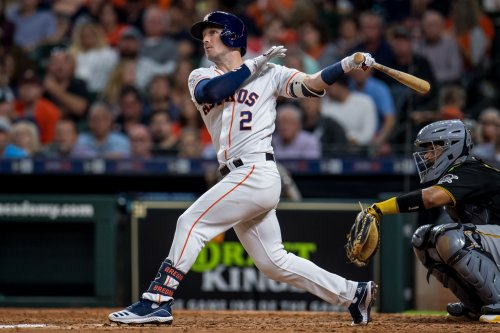 Astros' Bregman hits 22nd home run in win over Pirates