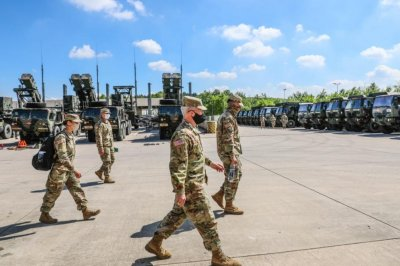 Pentagon relaxes travel restrictions caused by COVID-19