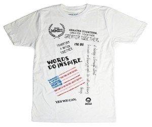 Beyonce and mom design Obama T-shirt