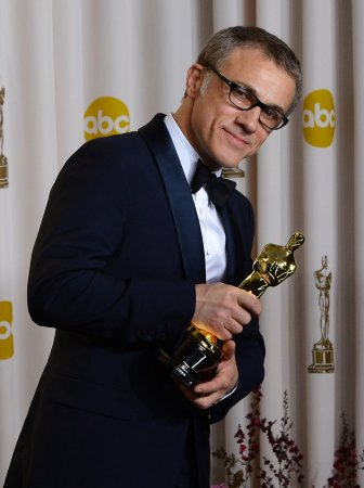 Quentin Tarantino: Christoph Waltz just comes out of my pen