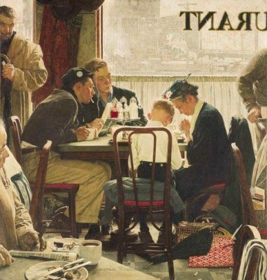 Norman Rockwell painting sells for whopping $46 million