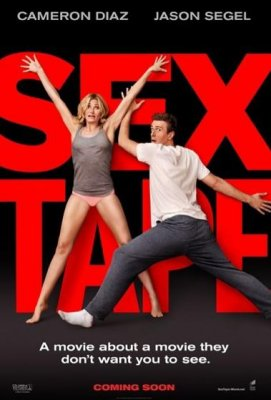 Cameron Diaz and Jason Segel star in 'Sex Tape' trailer