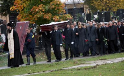 Five sentenced in Russian journalist's murder