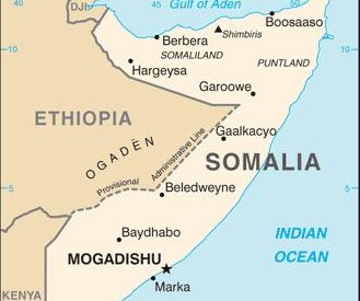 Suicide bombing claimed by al-Shabaab kills five in Somali capital