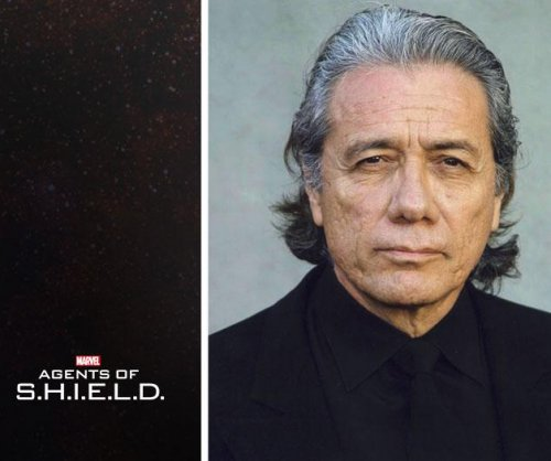 Edward James Olmos joins 'Agents of S.H.I.E.L.D.' cast