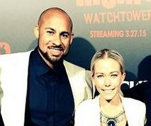 Kendra Wilkinson, Hank Baskett attend premiere as a couple