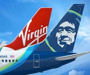 Alaska Airlines, Virgin America announce $2.6 billion merger
