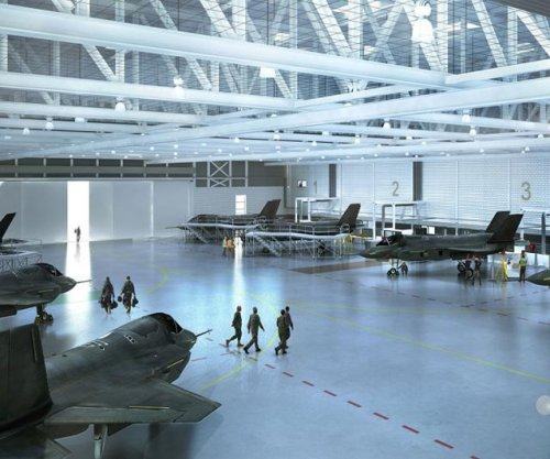 BAE, Lockheed UK building F-35 facilities for RAF