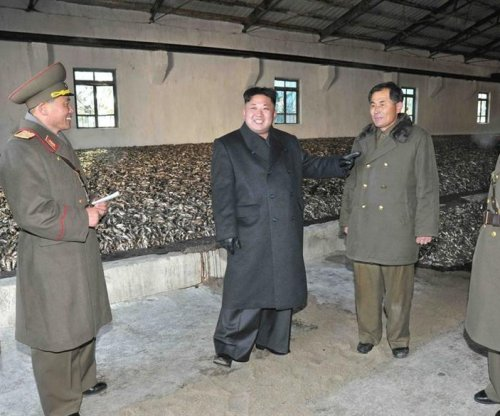 North Korea's Kim Jong Un praises army's fisheries in recent visit