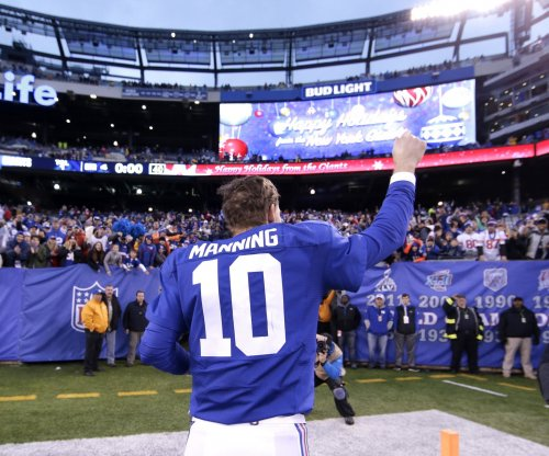 New York Giants looking for new quarterback