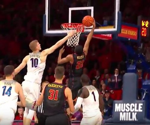 No. 4 Arizona tops USC ahead of battle with UCLA