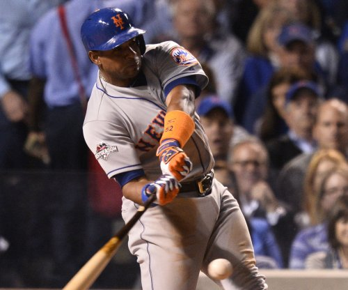 Yoenis Cespedes hits 3 homers in 5 innings as New York Mets beat Philadelphia Phillies