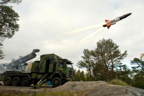 Sweden orders additional anti-ship missiles from Saab