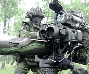 Saab training systems for Estonian Army