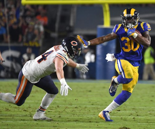 Todd Gurley carries Rams to SNF win over Bears