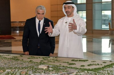 Israel inaugurates embassy in United Arab Emirates