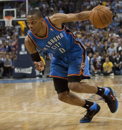 Westbrook signs extension with Thunder