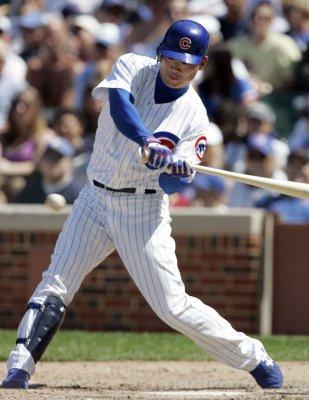 MLB: Chi. Cubs 6, San Diego 4 (8 inn.)