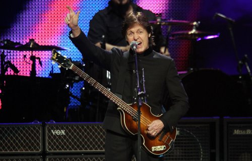 Paul McCartney tapes message for tougher gun-law campaign