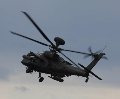 Britain seeks re-manufacture of attack helicopters