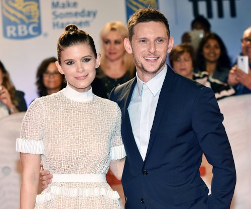 Jamie Bell, Kate Mara all smiles at TIFF after wedding