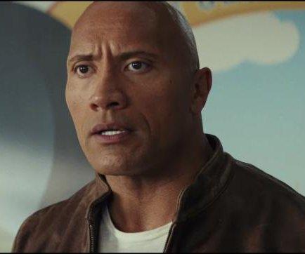 Dwayne Johnson fights a giant wolf, lizard in new 'Rampage' trailer